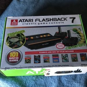 Other - Atari Flashback 7 Classic Game Consule